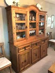 china cabinet hutch. Rustic Hutch For Sale China Cabinet Furniture Home By Owner On Best French Provincial