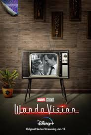 Marvel has released a short new featurette for wandavision that hints at what might be waiting for it's only a minute long, but at one point the trailer shows wanda and vision's neighbor agnes (played by kathryn hahn) asking vision if she's dead. Filmed Before A Live Studio Audience Wikipedia