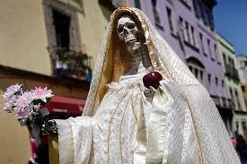 Resultado de imagen para ritual de la santa muerte