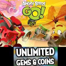 FREE!!) Angry Birds Go Hack Cheats Unlimited Gems and Coins
