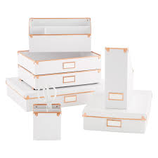Frisco Office Storage Boxes