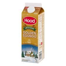 Hood Light Eggnog Hood Limited Edition Golden Eggnog 1 Quart Walmart Com