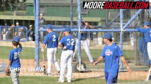 Chris Shaw, OF/1B, Chatham Anglers/Boston College - YouTube