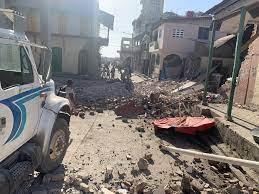 7.2 Magnitude Earthquake - Caribbean ...