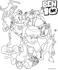 ben ten coloring book with printable ten coloring pages for kids coloring pictures ben ten colouring