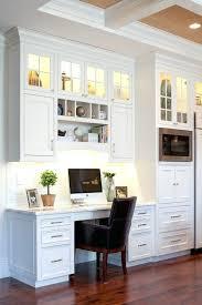 kitchen desks cabinets kitchen desk cabinet home office traditional with  recessed lighting brown computer desks ceiling