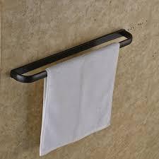 Bathroom Towel Bathroom Towel Bar Ideas And Styles Buying Guide
