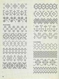 Scandinavian Knitting Motif Chart Google Search Fair