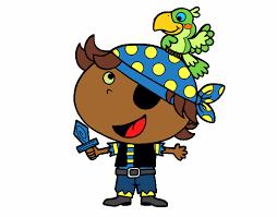 Resultado de imagen de pirata dibujo
