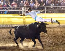 rodeo bull charging. Simple Rodeo Photos OC Fair Offers Adrenaline Rush With Bull Jumping In Extreme Rodeo  Show U2013 Orange County Register For Bull Charging P