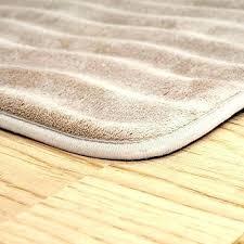 bathroom rugs 24 x 60 rug memory foam extra long bath mat ivory best home decors bathroom rugs 24 x 60