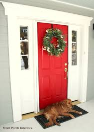 what color should i paint my front doorWhat Color Should I Paint My Front Door  Red paint Front doors