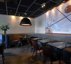 seafood restaurant interior decor