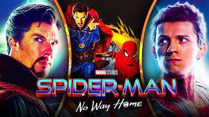 New Spider-Man 3: No Way Home Promo Art ...