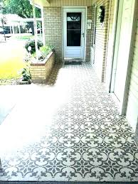 outdoor patio tile ideas floor designs in d