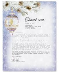 Thank You Letter To Customer 5 Steps To A Genuine End Of The Year Thank You Letter Paperdirect Blog