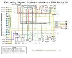 moped wiring diagram wiring diagram fascinating 8 best scooter wiring diagram images in 2018 150cc scooter moped wiring diagram gy6 wiring diagram