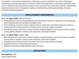 Free Resume Bank Free Resume Banks for Employers Dadajius 53