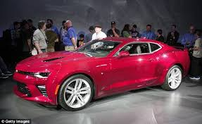 new car 2016 ukChevrolet Camaro is 200 lbs lighter and smaller too making it