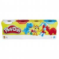 <b>Набор</b> из 4 баночек <b>пластилина Play</b>-<b>Doh</b> купить по цене 147 ...