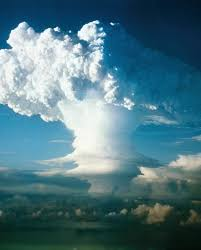 nuclear weapons are incompatible the u s constitution and mushroom cloud from u s nuclear test eniwetok atoll 1951