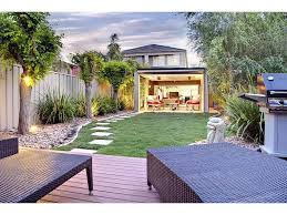 Beautiful View Have Back Garden Ideas