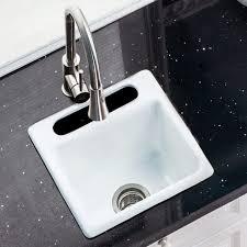 porcelain bar sink black undermount bar sink kitchen sinks bar sinks