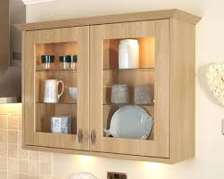 glass wall unit new white cabinet door styles lighting ideas fresh on wall units marvellous light