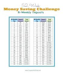Penny Money Challenge Chart 26 Week Money Challenge Chart Printable Andbeyondshop Co