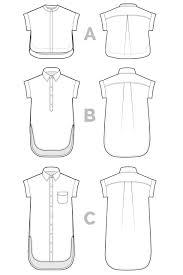 Dress Shirt Patterns