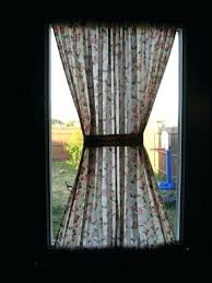 window treatments for doors with half glass window treatments for doors with half glass furniture gorgeous window treatments for doors with half glass