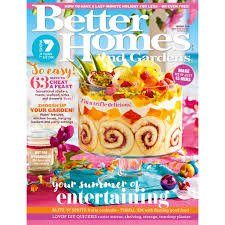 better homes and gardens january 2019