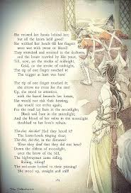 best the highwayman by alfred noyes images poem  alfred noyes the highwayman 4