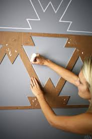 Painted Wall Designs Best 25 Creative Wall Painting Ideas On Pinterest Stencil