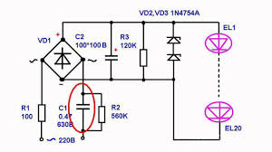 simple power supply circuits for led lamps simple power supply circuits for led lamps