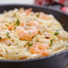 copycat red lobster shrimp pasta