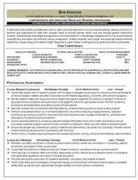 Oncology Rn Resume 12 Best Rn Resume Images Rn Resume Nursing Resume Sample Resume