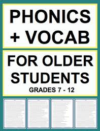 Sounds and phonics worksheets for preschool and kindergarten, including beginning sounds, consonants, vowels and rhyming. Phonics Practice Worksheets For Older Students Tpt