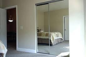 frameless mirrored sliding closet doors furniture simple decoration sliding closet doors mirror designing home for mirrored