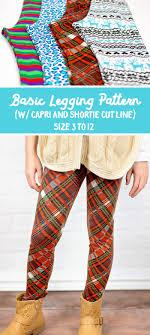Legging Pattern Free Unique Design Inspiration