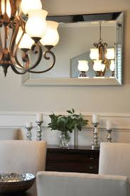 Small Picture Dining Room Mirror Wall