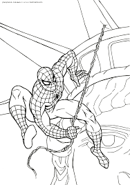 Dc comics guide to coloring and lettering comics. Spiderman Coloring Pages Pdf Coloring Home