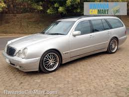 It has 112k miles and has been heavily pampered every mile of it. Used Mercedes Benz Stationwagon 2001 2001 Mercedes Benz E320 Station Wagon Rwanda Carmart