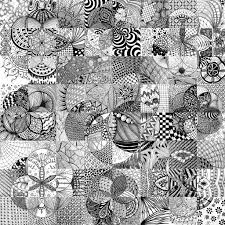 Pattern Doodle Amazing Decorating Ideas