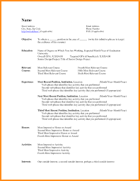It Resume Format Download In Word Endearing Resume Format Download Word Document For Your Simple Word
