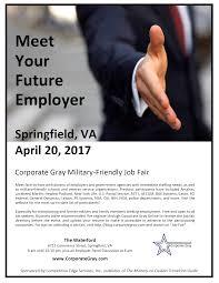 corporate gray job fair springfield serving corporate gray job fair springfield va 20 2017