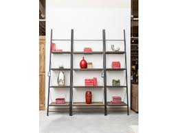 Classic Home Furnishings Large Leaning Bookcase 636164