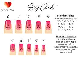 How To Measure Your Nails Determine Your Press On Sizes