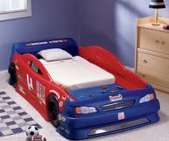 ... Large-size of Shapely Image Race Car Toddler Bed Race Car Toddler Bed  Toddler Bedding ...